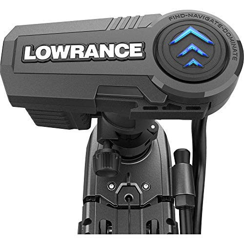 Lowrance Ghost Trolling Motor with Hdi Sonar, Autopilot
