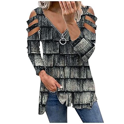 Irregular Vintage Long Hooded Jacket Women's Hooded Sweatshirt with Zip Autumn Winter Horn Button Hoodies Jacket Casual Coat Streetwear Cape Coat Fashion Women Trench Coat Outwear