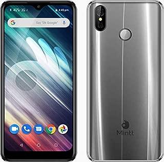 CoolMintt A3 4G Smartphone - Silver