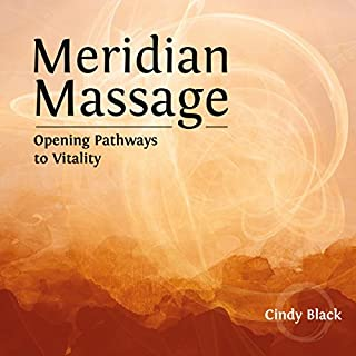 Meridian Massage audiobook cover art