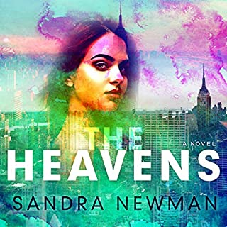 The Heavens audiobook cover art