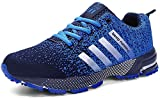 ALSYIQI Air Running Shoes for Men Lightweight Athletic Sport Gym Jogging Walking Sneakers Tennis Shoes Women