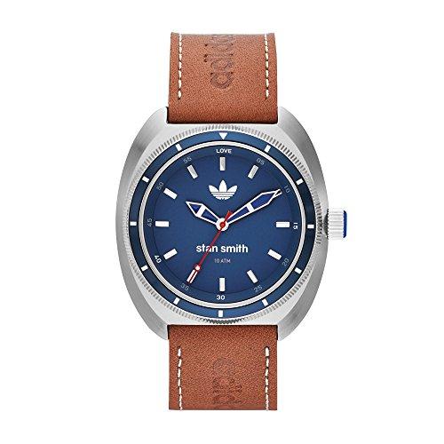 adidas Reloj Análogo clásico para Hombre de Cuarzo con Correa en Cuero ADH3006