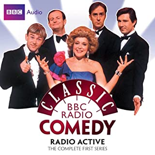Classic BBC Radio Comedy: Radio Active: The Complete First Series                   By:                                                                                                                                 Richard Curtis,                                                                                        Angus Deayton                               Narrated by:                                                                                                                                 Angus Deayton,                                                                                        Geoffrey Perkins                      Length: 2 hrs and 41 mins     20 ratings     Overall 4.1