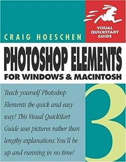 Photoshop Elements 3 for Windows & Macintosh
