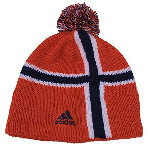 adidas Climawarm Norwegen Fan Beanie orange (OSFM - Herren)