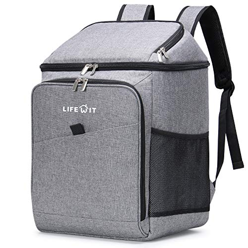 Lifewit Mochila Nevera Flexible Bolsa de Compra Reutilizable