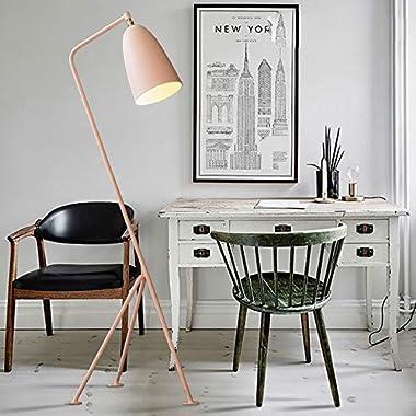 YMLSD Floor Lights,Standing Light Vertical Lamps Lights Floor Lights,Modern Stand Light for Living Room Reading Lighting Loft