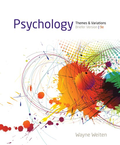 Price comparison product image Psychology: Themes and Variations