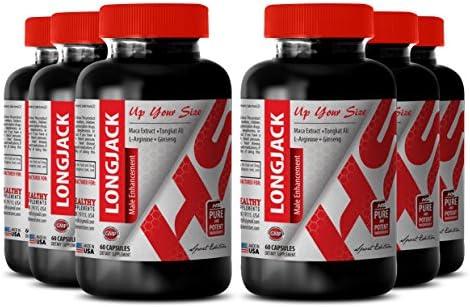 Longjack tongkat ali Extract 2170 MG LONGJACK Male Enhancement UP Your Size Increase Muscle product image
