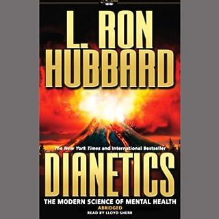 Dianetics audiobook cover art