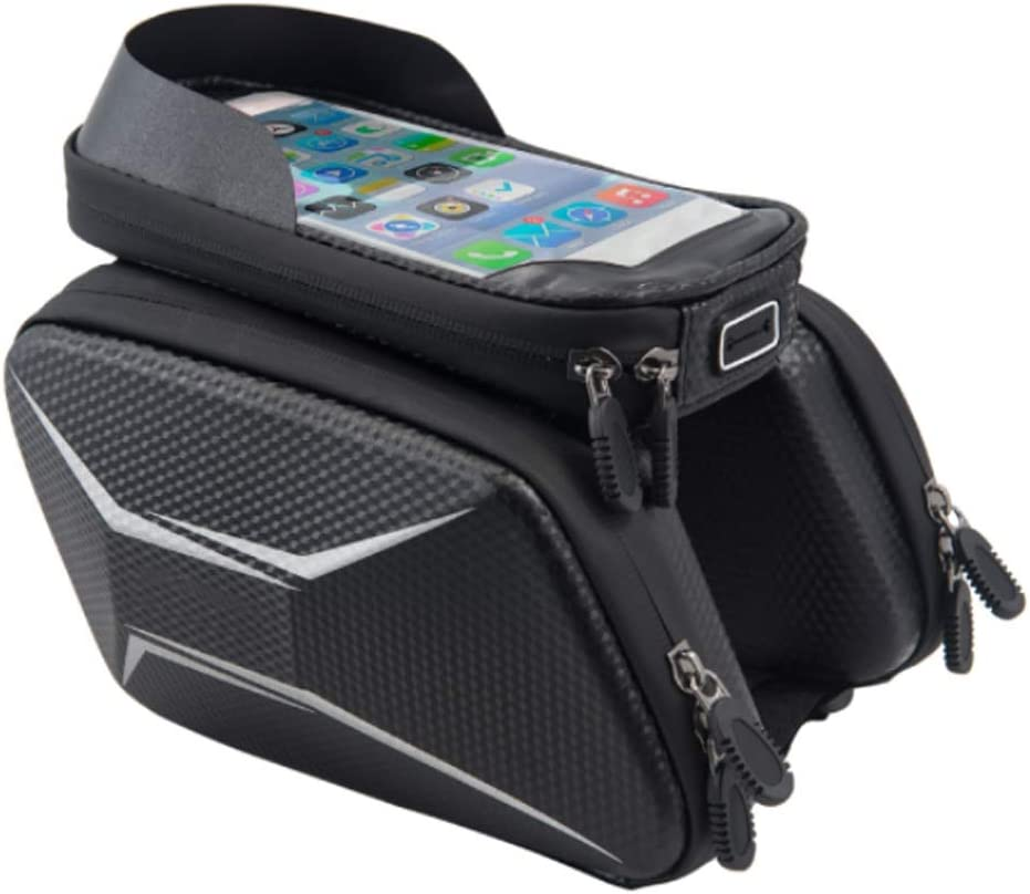 Bike Bag Front Product Frame Waterproof Outlet sale feature Large Bags Handlebar Pouch