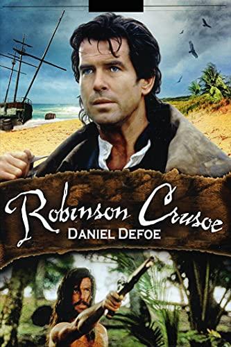 Robinson Crusoe(illustrated) (English Edition)