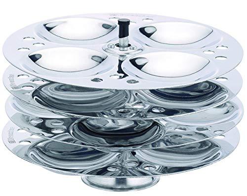 Premier Aluminium- 4 Plates Idly Stand