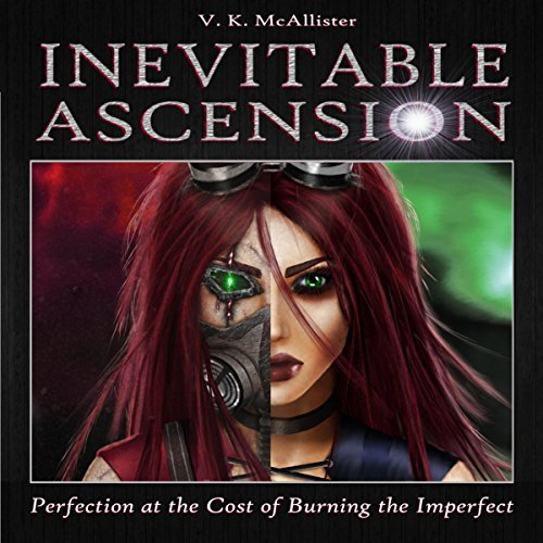 Inevitable Ascension audiobook cover art
