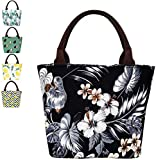 Floral Lunch Bag For Women Insulated Lunch...