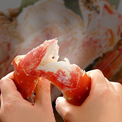 【人気商品】 タラバガニ 足 ボイル済み 3L〜4L サイズ 特大 たらば蟹 約1kg