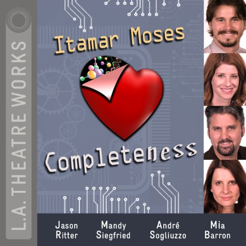 Completeness audiobook cover art