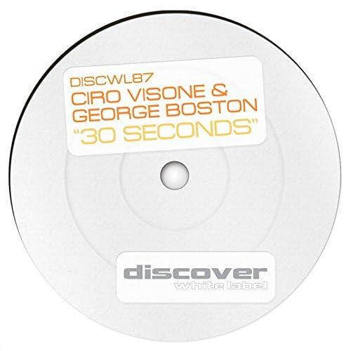 ciro visone & George Boston