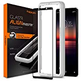 Spigen, 1 Pack, Screen Protector for Sony Xperia 1 II, Full