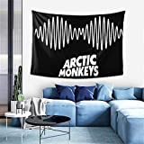RaeanaSPerez Arctic Monkeys AM Tapestry Wall Mounted Tapestry Home Decoration Tapestry Living Room Bedroom Wall Art 60 x 40 Inch One Size