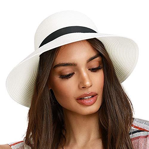 FURTALK Sun Hats for Women Wide Bri…