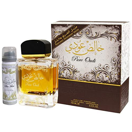 Khalis Oudi (Pure Arabian Oudi) Floral Musky Vanilla Eau de Parfum by Lattafa 100ml by Khalis Oudi