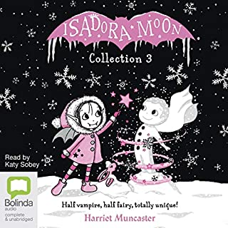 Isadora Moon Collection 3 cover art