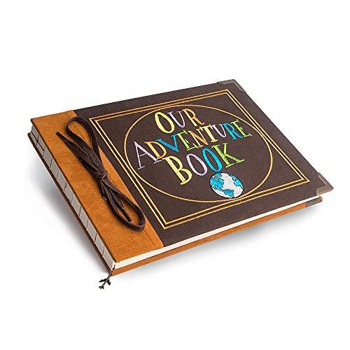 DIY Our Adventure Book