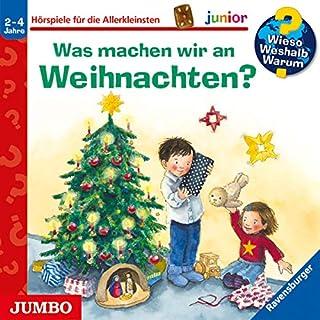 Was machen wir an Weihnachten? Titelbild