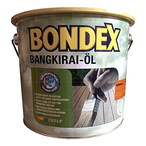 Bondex Bangkirai Öl 2,50 l - 329609