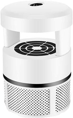 Led famille de lampe anti-moustiques extérieur sans radiation électrique silencieux électrique anti-moustique anti-moustique piégeant les moustiques dans la chambre à coucher (couleur  noir)f4b15d2