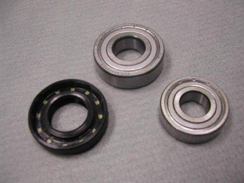 Véritable indesit 35MM tambour roulement kit avec réservoir seal
