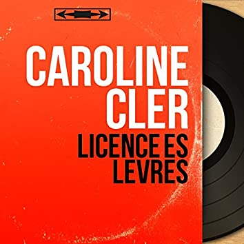 Licence ès lèvres (Mono version)