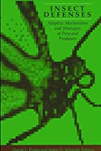 Insect Defenses: Adaptive Mechanisms and Strategies of Prey and Predators (SUNY Series on Animal Behavior)