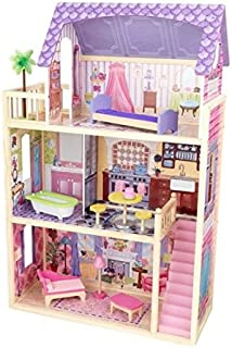 Doll Accessories ドールハウスミニチュアWorking祖父クロック Superior Dollhouse Miniatures