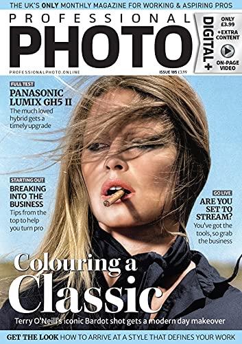 Professional Photo Magazine 185 Digital (English Edition)