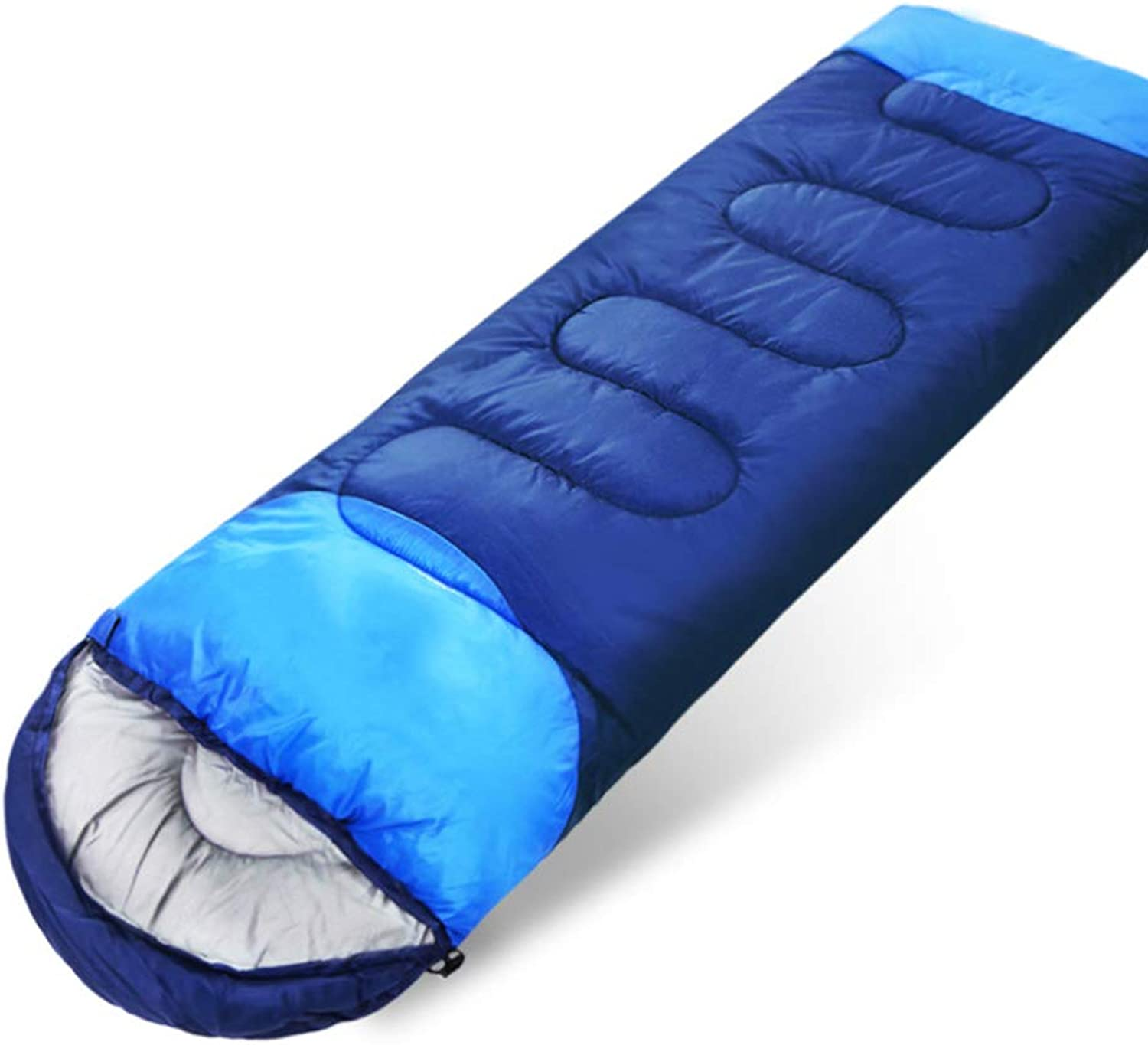 Adult Sleeping Bag AntiKick is Cotton Spring and Autumn Winter Outdoor Thickening Indoor Lunch Break Sleeping Bag