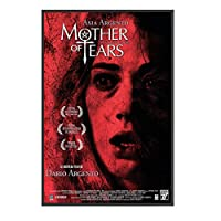 Qqwer Mother Of Tears Moive 2007 Dario Argento Asiaargentoポスターとプリントウォールアート写真キャンバス絵画家の装飾-50X70Cmx1Pcs-フレームなし