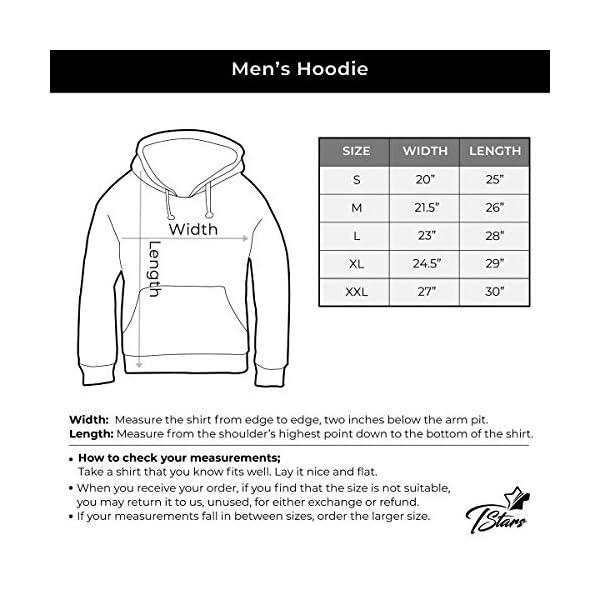 TeeStars – Gift for Guitarist – Cool Musician Electric Guitar Printed Hoodie