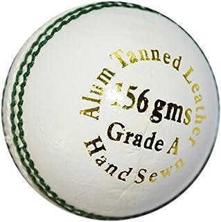 Kookaburra 金牌大号板球,白色