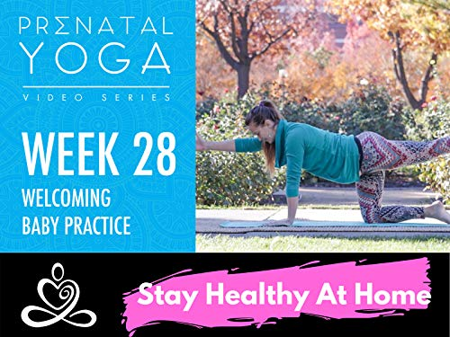 Week 28- Prenatal Yoga Series - Welcoming Baby Practice