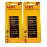 Kodak Piles, chargeurs et testeurs
