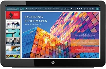 "$146 Get HP Business V14 14"" LED LCD Monitor - 16:9-25 ms"