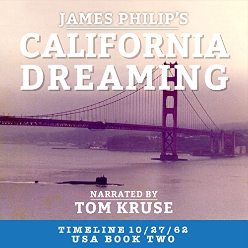 California Dreaming  By  cover art