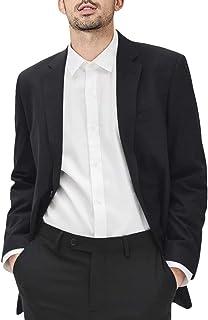 Hestenve Mens Classic Lapel Blazer Tuxedo Lightweight Sport Jacket Coat