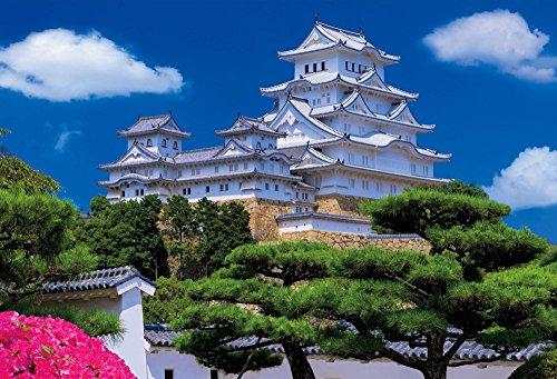 1000ピース ジグソーパズル 世界遺産 姫路城(49x72cm)