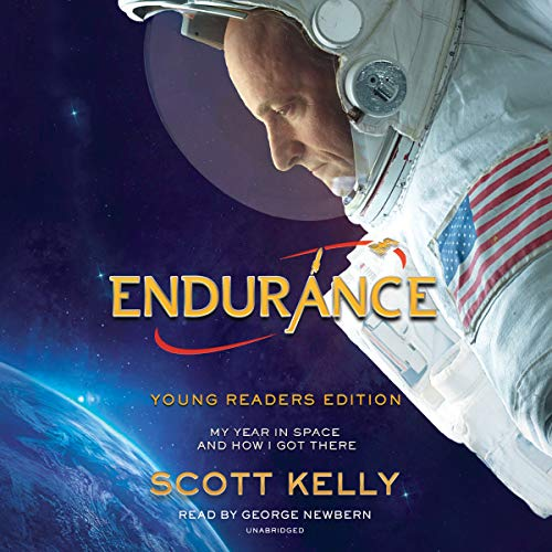 Endurance (Young Readers Edition) audiobook cover art
