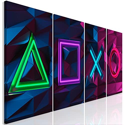 murando - Bilder für Gamers Spielkonsole 160x60 cm Vlies Leinwandbild...