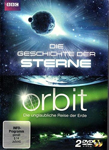 Die Geschichte der Sterne / Orbit - Die Unglaubliche Reise der Erde (BBC)